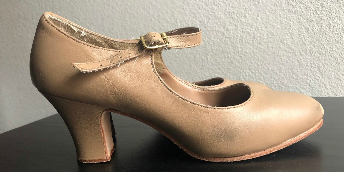 Capezio Manhattan Character Shoes