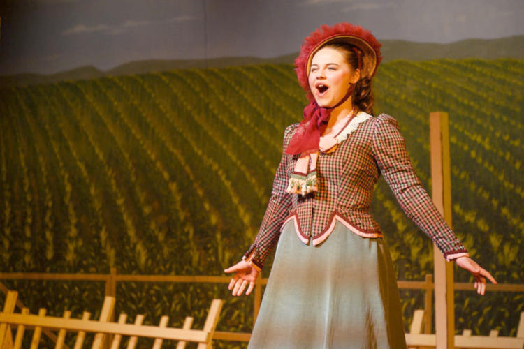 alto singing in musical theater